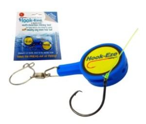 hook-eze fishing hooks snell knot tying tools